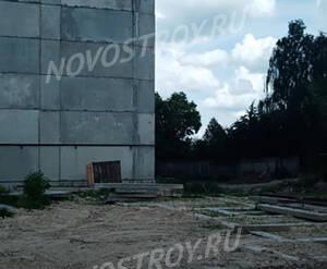 ЖК «Новоокский»: ход строительства (сентябрь 2020)