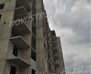 ЖК «Жемчужина Островцов»: ход строительства (июль 2020)