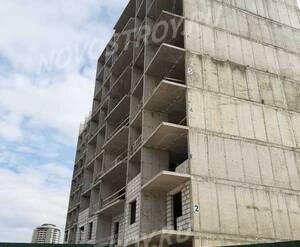 ЖК «Жемчужина Островцов»: ход строительства (сентябрь 2020)