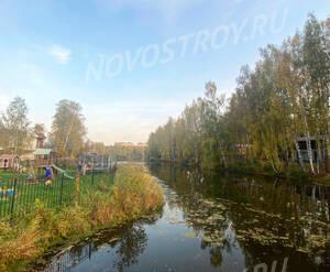 МЖК «Спасское»: ход строительства (октябрь 2020)