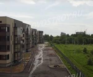 МЖК «Булатниково»: скриншот с видеообзора (июнь 2020)