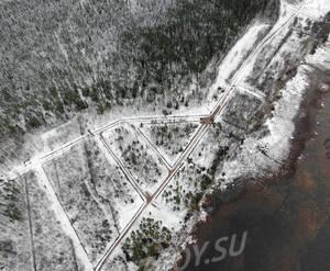 КП «Озеро Александровское»: вид сверху