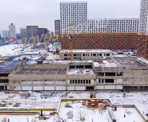 ЖК «Ясеневая 14»: ход строительства школы