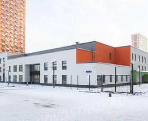 ЖК «Одинцово-1»: ход строительства детского сада