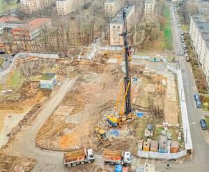 ЖК «Сандэй»: ход строительства