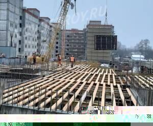 ЖК «Икша Парк»: ход строительства