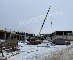 МЖК «Борисоглебское»: ход строительства дома №177