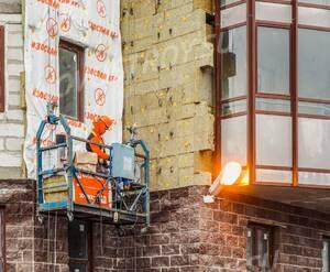 ЖК «Три Апельсина»: ход строительства (январь 2021)