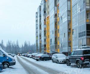 Жилой комплекс «Южная Поляна»: январь 2021