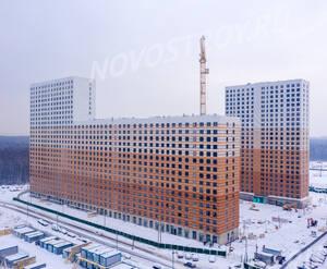 ЖК «Восточное Бутово»: ход строительства корпуса №9