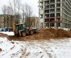 ЖК «Новотомилино»: ход строительства корпуса №2
