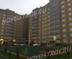 ЖК «Микрорайон в Большевике»: сданный корпус 1