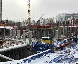 МФК «KAZAKOV Grand Loft»: ход строительства