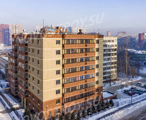 ЖК «Дом на Федосеева»: визуализация