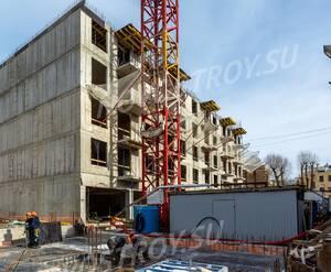 ЖК «Tesoro»: ход строительства