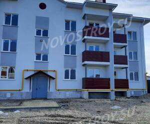 МЖК «На улице Калинина, 107»: ход строительства (апрель 2021)