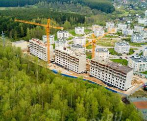 МЖК «Новое Нахабино»: ход строительства