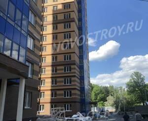 ЖК «Гвардейский»: ход строительства корпуса №4