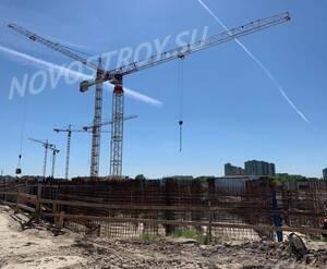 ЖК «Стороны света»: ход строительства