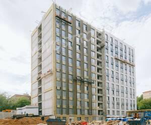 МФК «Level Донской»: ход строительства корпуса №1