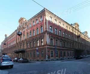 МЖК на Галерной улице, 20-22: дом до реконструкции