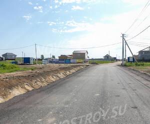 КП «Гамболово 1»: ход строительства