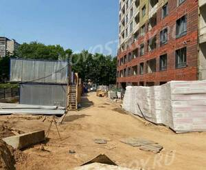ЖК «Кунцево парк»: ход строительства