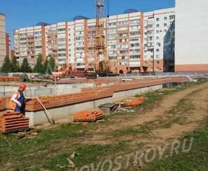 ЖК «Школьная, 8»: ход строительства