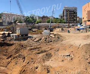 МФК «Sky View»: ход строительства