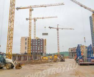 ЖК «Зеленая вертикаль»: ход строительства