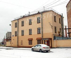 ЖК на улице Шкапина 43-45: старые постройки