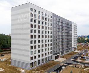 ЖК «Измайловский лес»: ход строительства корпуса № 4.2