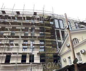 МФК «Bvlgari Hotel & Residences Moscow»: ход строительства