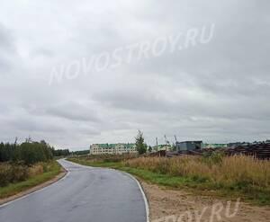 МЖК «Троицкая слобода»: ход строительства