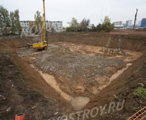 ЖК «Одинцово-1»: ход строительства корпуса №1.21