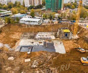 ЖК «Green park»: ход строительства блока 8