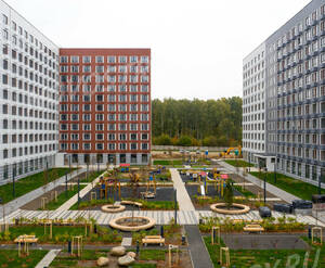 ЖК «Измайловский лес»: ход строительства корпуса №4.1