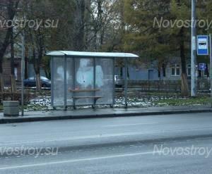 Остановка у ЖК «Этюд»