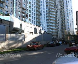 ЖК «Аврора» (ул. Оренбургская, 2)