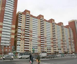 <p>Жилой комплекс «Карпаты», вид со стороны в Дунайского проспекта</p>