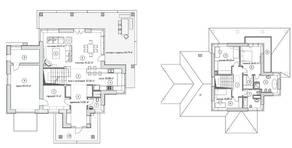 КП «Серебряная Роща», планировка квартиры со свободной планировкой, 280.00 м²