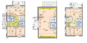 МЖК «Новотроицкий» (Птичное), планировка 5-комнатной квартиры, 160.00 м²