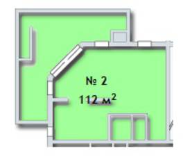 МФК «Яхонтовый лес», планировка 4-комнатной квартиры, 112.50 м²