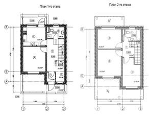 ЖК Экогород «Новое Ступино», планировка 4-комнатной квартиры, 90.00 м²