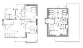 КП «Марсель», планировка 5-комнатной квартиры, 223.00 м²