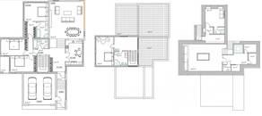МЖК «Жаворонки-1», планировка 5-комнатной квартиры, 431.20 м²