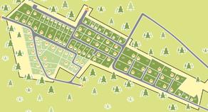 КП «Лес-Поле», планировка студии, 6.89 м²