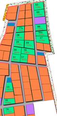 КП «Город на ладони», планировка студии, 11.14 м²