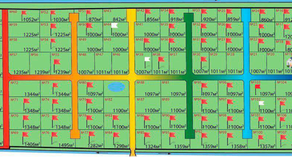 КП «Радужный (Ропшинская долина)», планировка студии, 10.00 м²