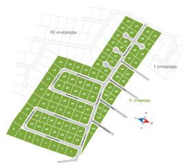 КП «Киссолово», планировка студии, 9.95 м²